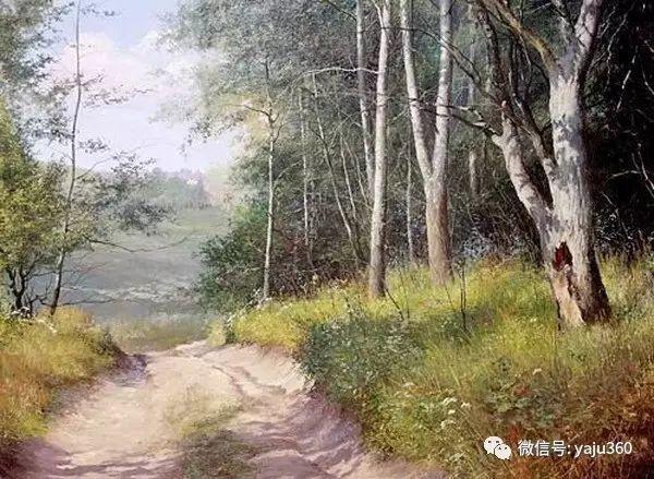乌克兰Yuri Klapouh油画作品欣赏插图5