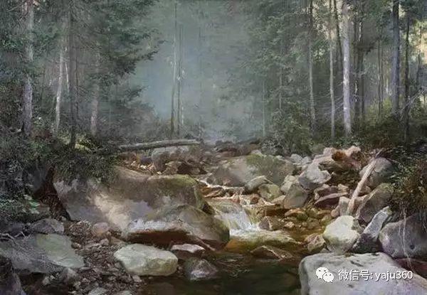 乌克兰Yuri Klapouh油画作品欣赏插图19