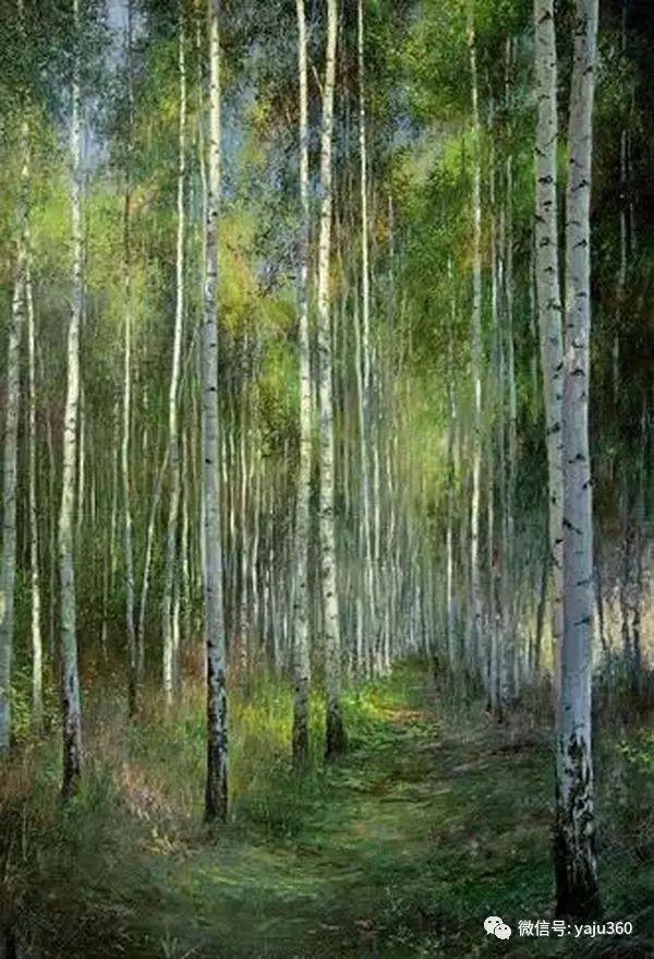 乌克兰Yuri Klapouh油画作品欣赏插图29