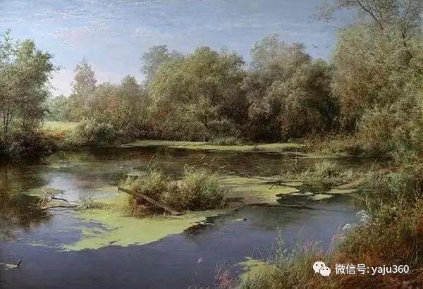 乌克兰Yuri Klapouh油画作品欣赏插图31