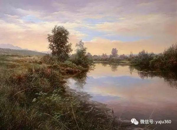 乌克兰Yuri Klapouh油画作品欣赏插图37