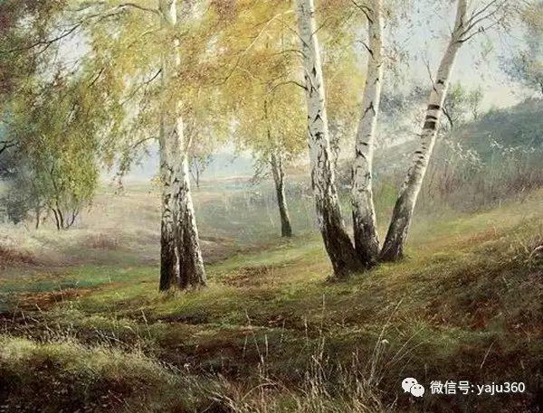 乌克兰Yuri Klapouh油画作品欣赏插图43