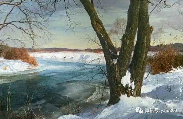 乌克兰Yuri Klapouh油画作品欣赏插图47