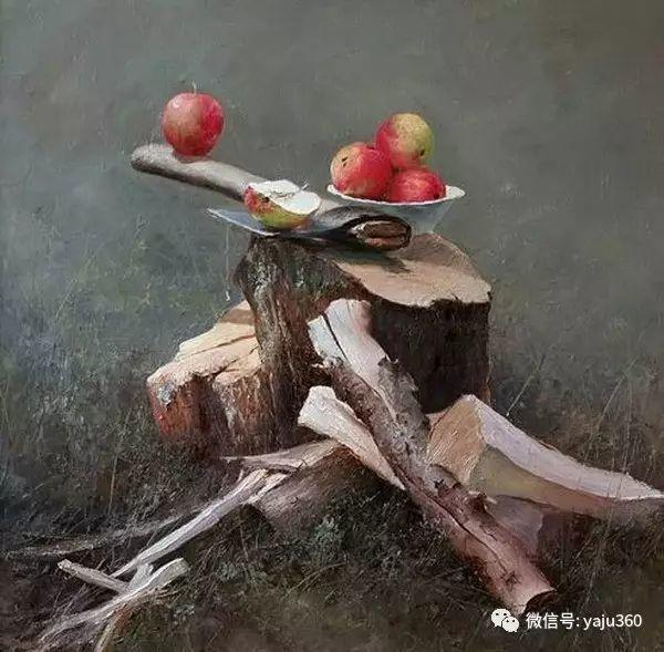 乌克兰Yuri Klapouh油画作品欣赏插图61