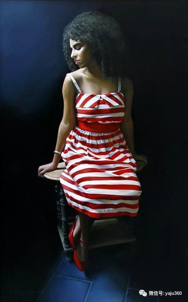 美国Amy Lind人物油画作品插图3
