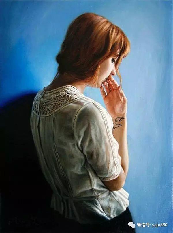 美国Amy Lind人物油画作品插图15