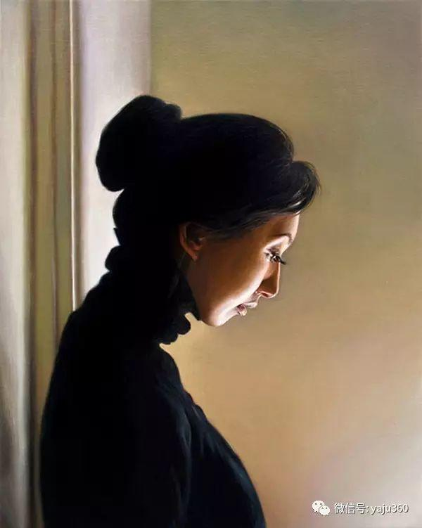 美国Amy Lind人物油画作品插图19