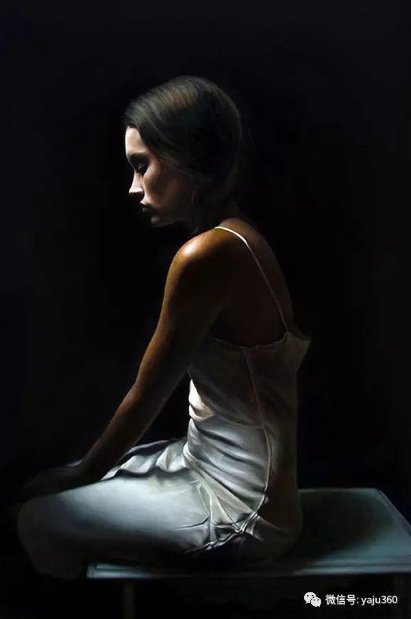 美国Amy Lind人物油画作品插图31