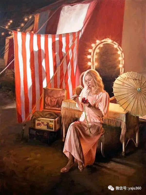 美国Amy Lind人物油画作品插图33