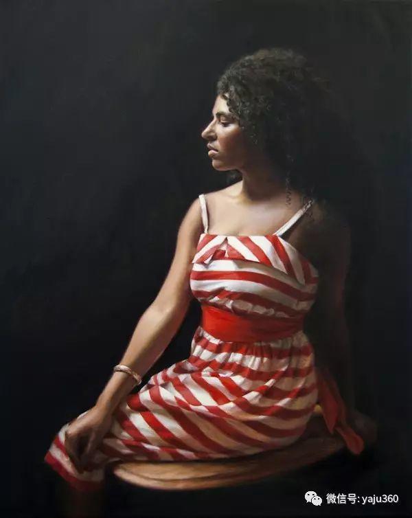 美国Amy Lind人物油画作品插图37