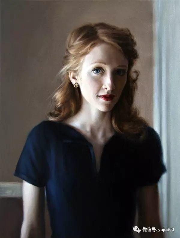 美国Amy Lind人物油画作品插图39