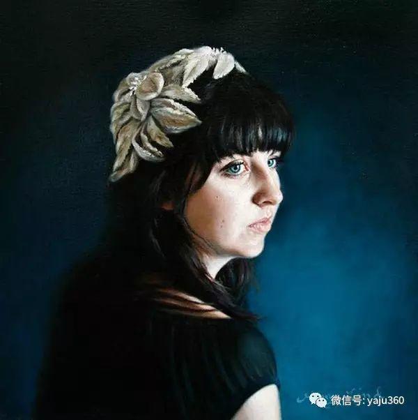 美国Amy Lind人物油画作品插图45