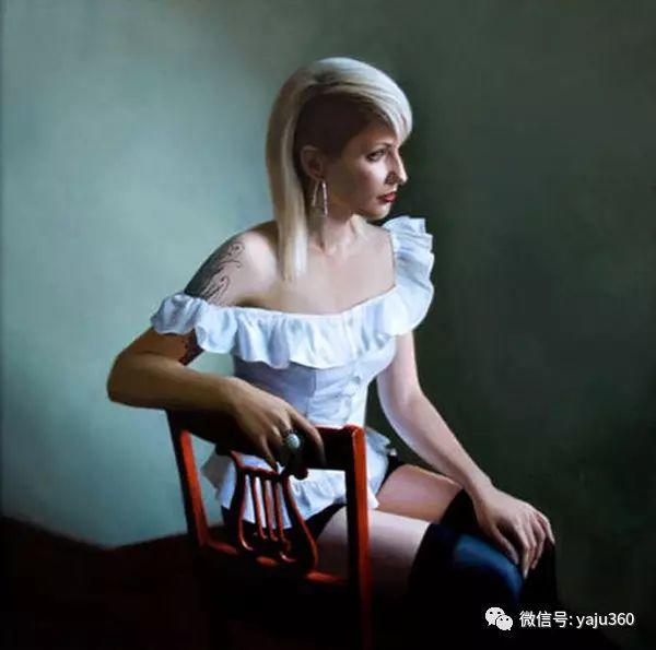 美国Amy Lind人物油画作品插图47