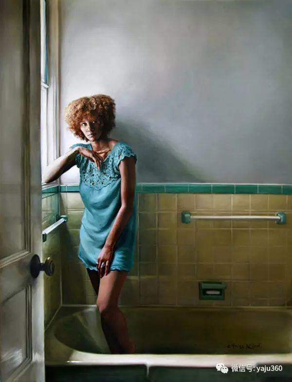 美国Amy Lind人物油画作品插图51