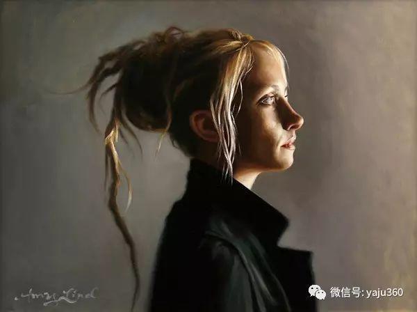 美国Amy Lind人物油画作品插图63