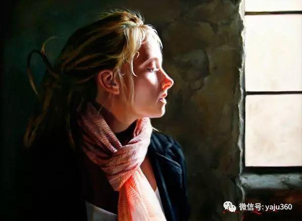 美国Amy Lind人物油画作品插图65