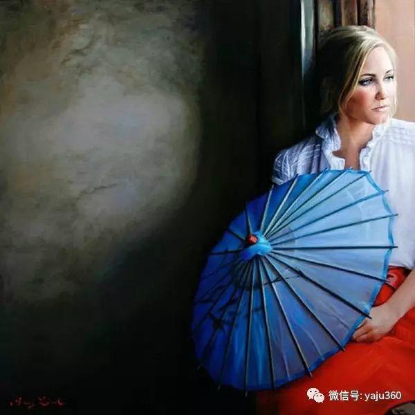 美国Amy Lind人物油画作品插图75