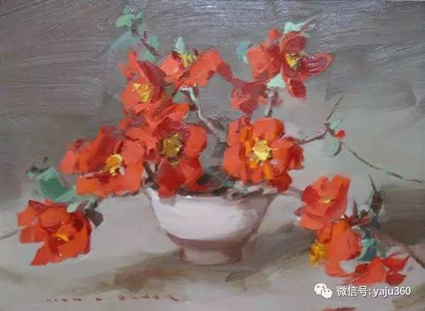 静物花卉 澳大利亚Alan Douglas Baker作品欣赏插图3