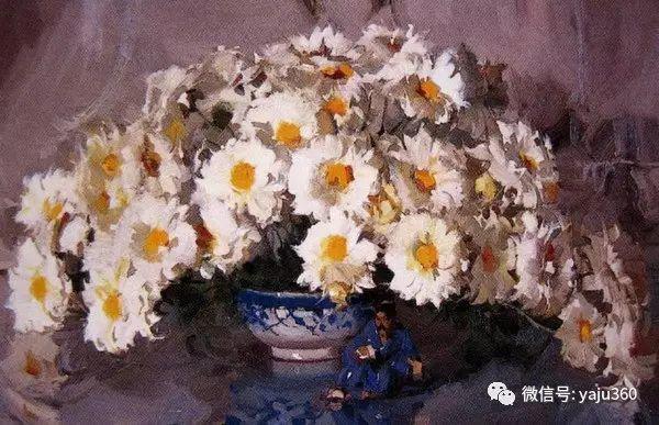 静物花卉 澳大利亚Alan Douglas Baker作品欣赏插图7