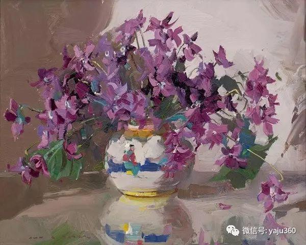 静物花卉 澳大利亚Alan Douglas Baker作品欣赏插图11