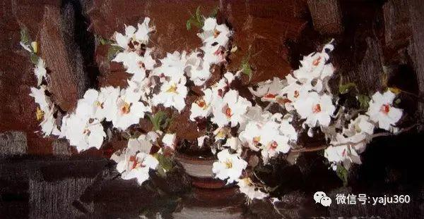 静物花卉 澳大利亚Alan Douglas Baker作品欣赏插图13