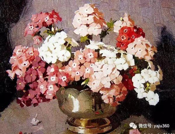 静物花卉 澳大利亚Alan Douglas Baker作品欣赏插图19