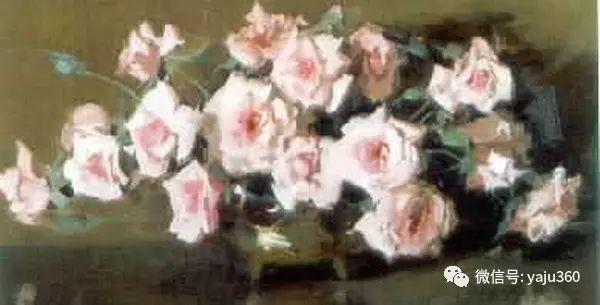 静物花卉 澳大利亚Alan Douglas Baker作品欣赏插图41