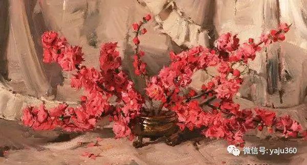 静物花卉 澳大利亚Alan Douglas Baker作品欣赏插图45