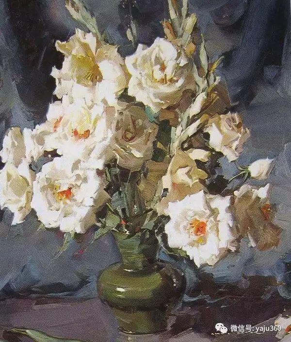 静物花卉 澳大利亚Alan Douglas Baker作品欣赏插图49