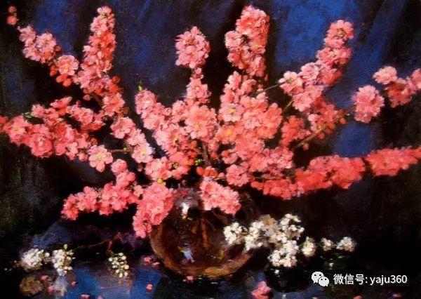 静物花卉 澳大利亚Alan Douglas Baker作品欣赏插图51