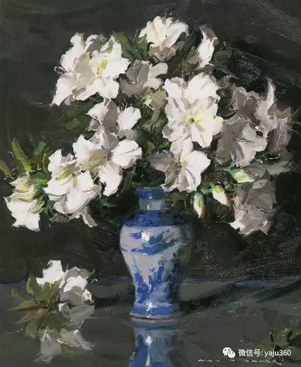 静物花卉 澳大利亚Alan Douglas Baker作品欣赏插图53