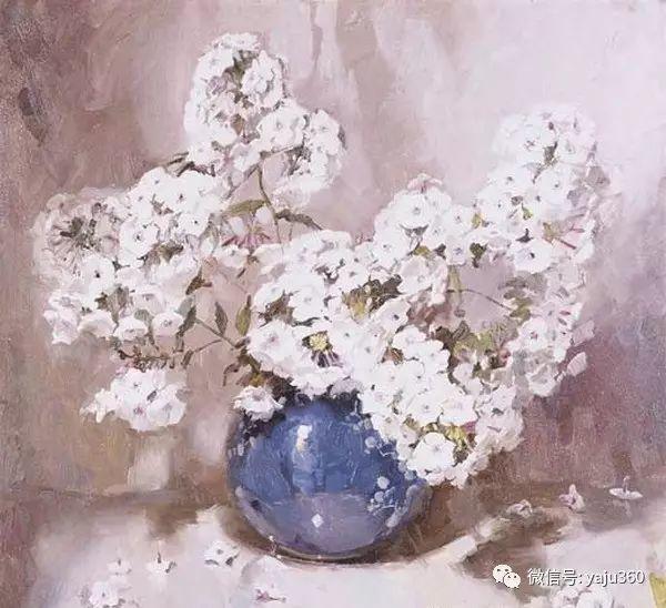 静物花卉 澳大利亚Alan Douglas Baker作品欣赏插图59