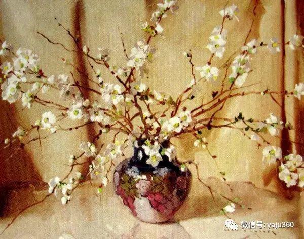 静物花卉 澳大利亚Alan Douglas Baker作品欣赏插图61