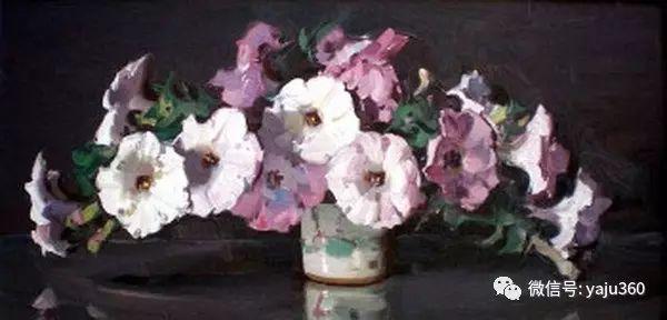 静物花卉 澳大利亚Alan Douglas Baker作品欣赏插图65