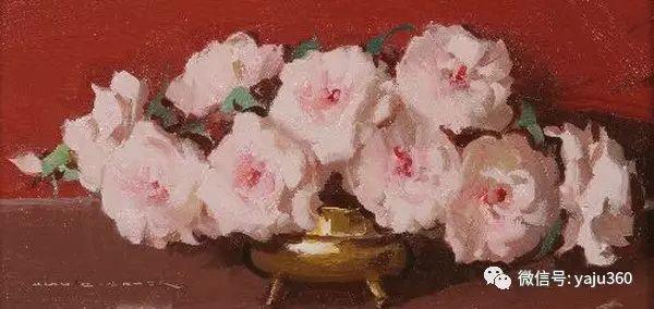 静物花卉 澳大利亚Alan Douglas Baker作品欣赏插图69