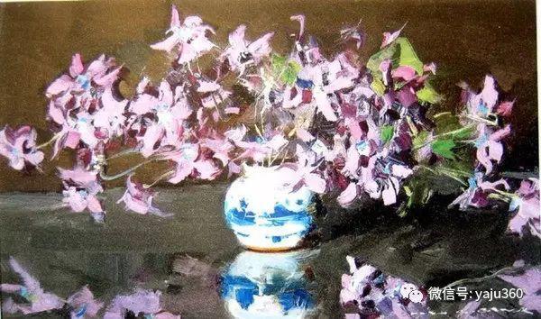 静物花卉 澳大利亚Alan Douglas Baker作品欣赏插图85