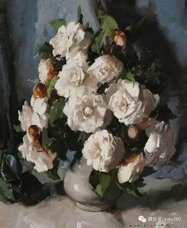 静物花卉 澳大利亚Alan Douglas Baker作品欣赏插图89