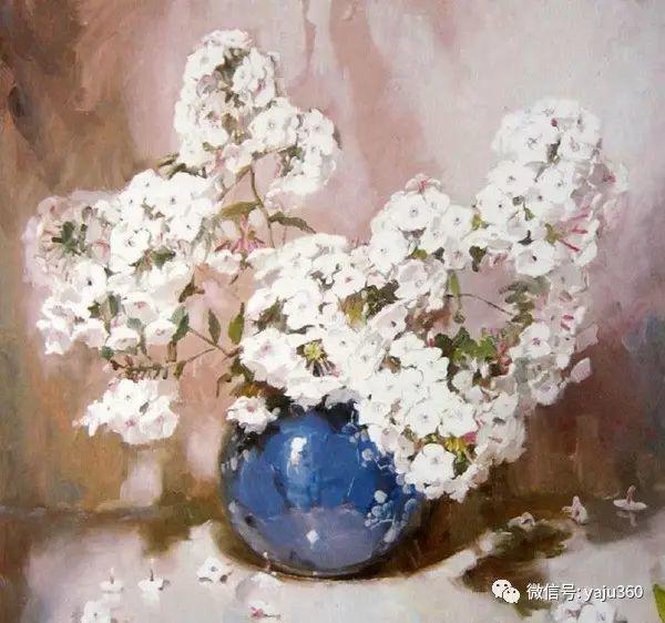 静物花卉 澳大利亚Alan Douglas Baker作品欣赏插图91