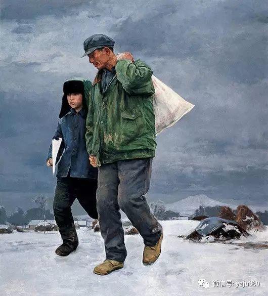 油画世界: 致敬《父亲》插图7