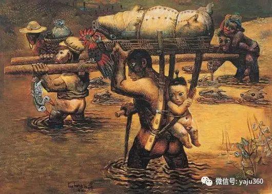 油画世界: 致敬《父亲》插图9