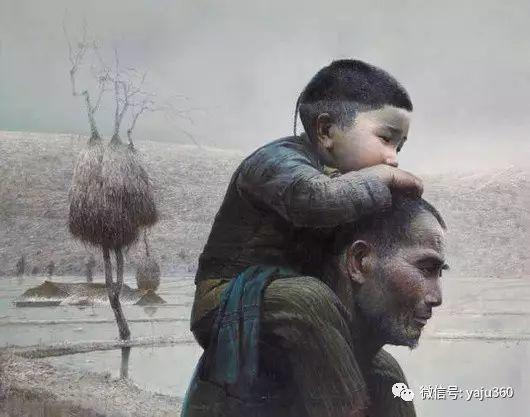 油画世界: 致敬《父亲》插图17