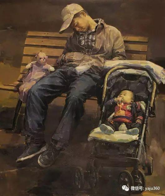 油画世界: 致敬《父亲》插图19