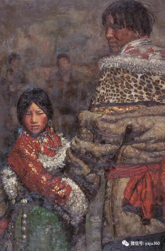 油画世界: 致敬《父亲》插图21