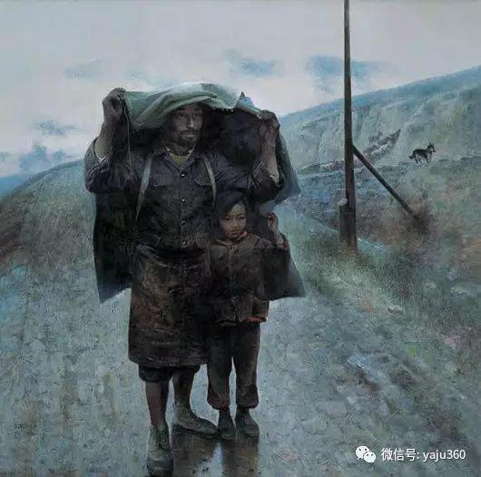 油画世界: 致敬《父亲》插图27