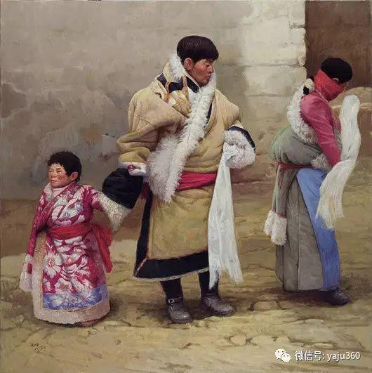 油画世界: 致敬《父亲》插图31