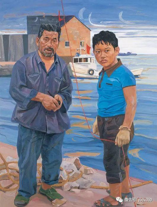 油画世界: 致敬《父亲》插图35