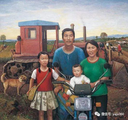 油画世界: 致敬《父亲》插图39