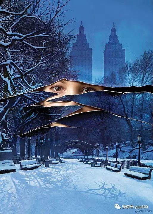 美国画家Alan Ayers 油画作品欣赏插图11