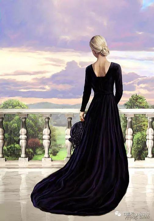 美国画家Alan Ayers 油画作品欣赏插图31
