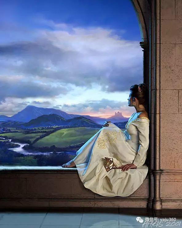 美国画家Alan Ayers 油画作品欣赏插图37
